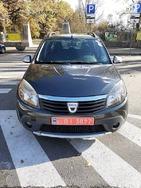 Dacia Sandero Stepway 19.10.2021
