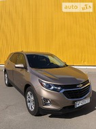 Chevrolet Equinox 19.10.2021