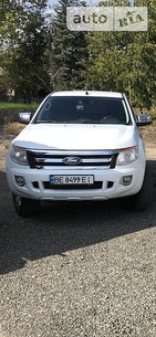 Ford Ranger 18.10.2021