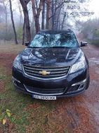 Chevrolet Traverse 04.10.2021