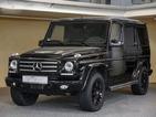 Mercedes-Benz G 500 30.05.2016