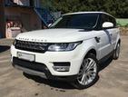 Land Rover Range Rover Autobiography 25.10.2016
