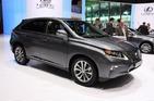 Lexus RX 450h 25.10.2016