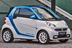 Smart ForTwo 25.07.2016