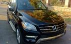 Mercedes-Benz ML класс 23.11.2014