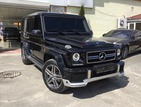Mercedes-Benz G 500 29.07.2016