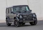 Mercedes-Benz G 63 AMG 21.10.2016