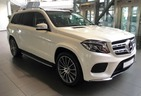 Mercedes-Benz GLS 350 22.10.2016
