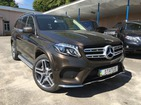 Mercedes-Benz GLS 350 24.01.2017