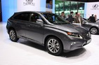 Lexus RX 450h 03.12.2016