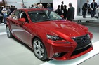 Lexus IS 250 20.01.2017