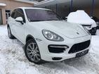 Porsche Cayenne 19.01.2017