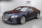 Bentley Continental GT 25.10.2016