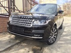 Land Rover Range Rover Autobiography 27.08.2016