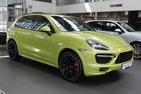 Porsche Cayenne 23.01.2017