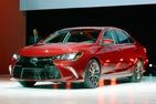 Toyota Camry 19.04.2015