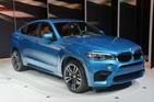 BMW X6 M 25.06.2016