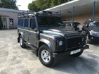 Land Rover Defender 22.10.2016