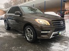 Mercedes-Benz ML 350 04.12.2016