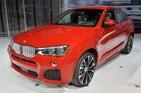 BMW X4 25.06.2016