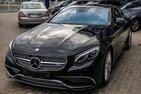 Mercedes-Benz S 65 AMG 27.10.2016
