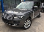 Land Rover Range Rover Supercharged 04.12.2016