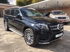 Mercedes-Benz GLS 350 11.12.2016