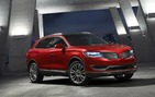 Lincoln MKX 10.12.2016