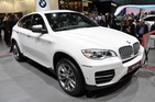 BMW X6 10.12.2016