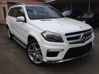 Mercedes-Benz GL 350 30.08.2016