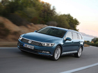 Фольксваген Пассат Вариант 1.8 TSI AT Executive