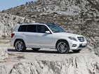 Мерседес-Бенц GLK 300 3.5 AT 4MATIC (X204)