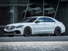 Мерседес-Бенц S 63 AMG 4.0 AT 4MATIC Long