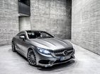 Мерседес-Бенц S 63 AMG 5.5 4MATIC AT (C217)