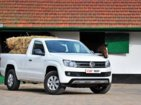 Фольксваген Амарок 2.0 TDI MT Single Cab Basis