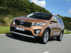 Киа Соренто 2.2 Diesel 6AT 4WD Prestige+