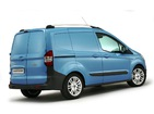 Форд Транзит Курьер 1.5 МТ Van 180S 75 Trend