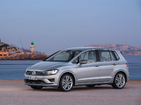 Фольксваген Гольф Спортсван 2.0 MT TDI Highline