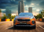 Киа Спортейдж 1.6 GDI AT GT Line (4WD)