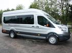 Форд Транзит Minibus 2.2 TDCi MT (R410L3H2 135 TREND)