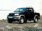 УАЗ 23632 Pick-up 2.3 MT Limited (23638-349)