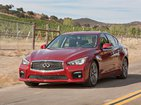 Infiniti Q50 2.0 AT Luxe Sport Pack 1 + 3 + 5