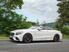 Мерседес-Бенц S 63 AMG 4.0 AT 4MATIC+ Cabriolet