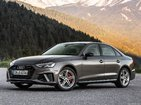 Ауди A4 серия 2.0 TDI quattro AT