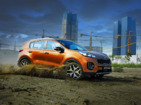 Киа Спортейдж 1.7 CRDi AT Comfort (2WD)