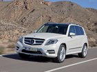 Мерседес-Бенц GLK 220 2.1 AT CDI BlueEFFICIENCY (X204)