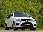 Мерседес-Бенц ГЛ Класс 3.0 AT CDI BlueTEC 4MATIC (X166)