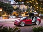 Тесла Икс 90D kWh