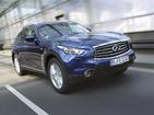 Инфинити Кюикс70 3.7 V6 AT Premium + Navi AWD