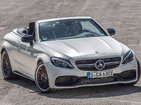 Мерседес-Бенц C 63 AMG 4.0 AT S Cabriolet
